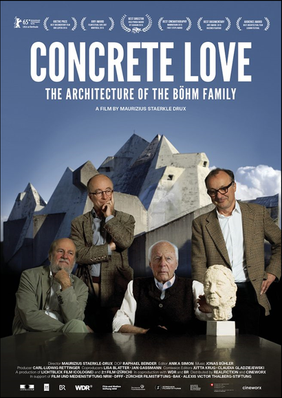 Poster for Film <em>Concrete Love The Bohm Family</em>