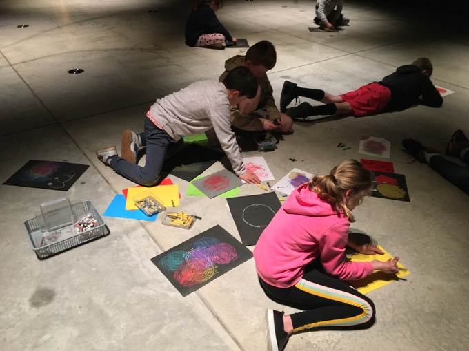 School Holiday Programme at the Gallery.