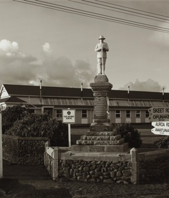 Laurence Aberhart Recent Taranaki Photographs in Hawera