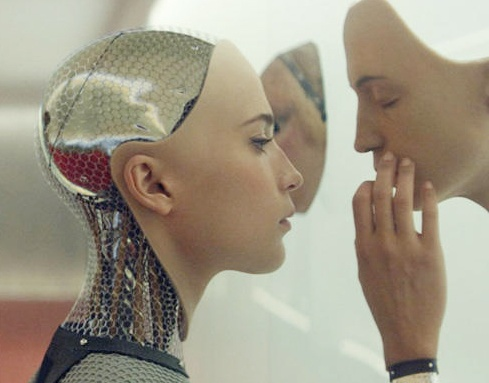 <em>Ex-Machina</em> film still. Courtesy A24