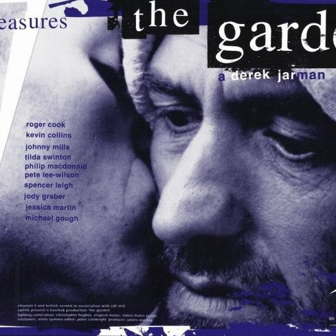 Film poster from The Garden. Image courtesy of British Council New Zealand.