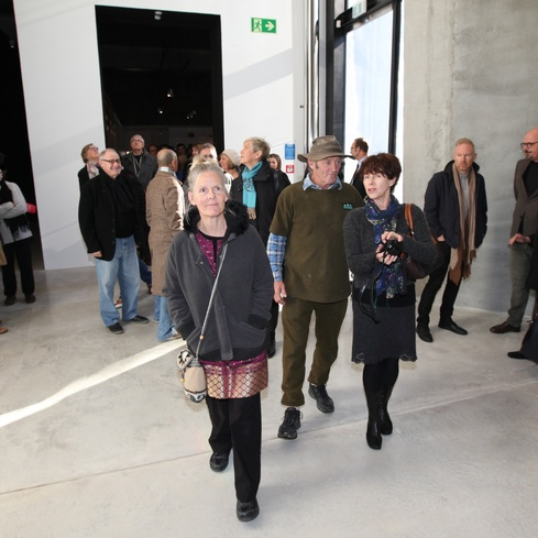 Opening weekend at the Govett-Brewster Art Gallery/Len Lye Centre