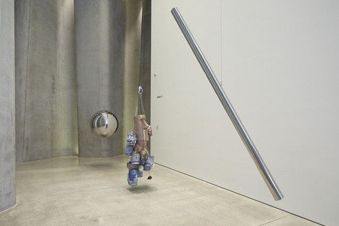 Mikala Dwyer <em>Earthcraft</em> 2019, detail, installation view Govett-Brewster Art Gallery. Courtesy the artist. Photo Sam Hartnett
