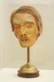 Untitled Head (Peter Holmes)