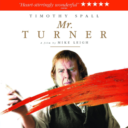 Film still from <em>Mr Turner</em>. Image courtesy of Roadshow Distribution.