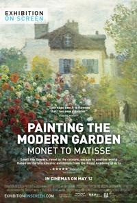 Poster for <em>Painting the Modern Garden: Monet to Matisse</em>