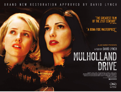 Poster for <em>Mulholland Drive</em>