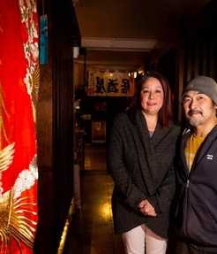 Last Samurai reunion organisers on the hunt for the girl Tom Cruise helped