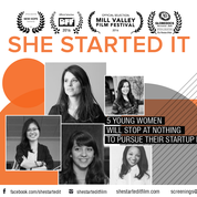 She Started It poster