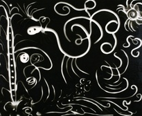 Doodle (1947). Len Lye Foundation Collection, Govett-Brewster Art Gallery/Len Lye Centre