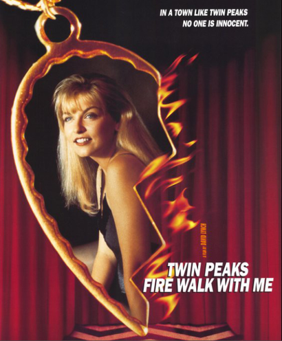 Poster for <em>Twin Peaks: Fire Walk With Me</em>