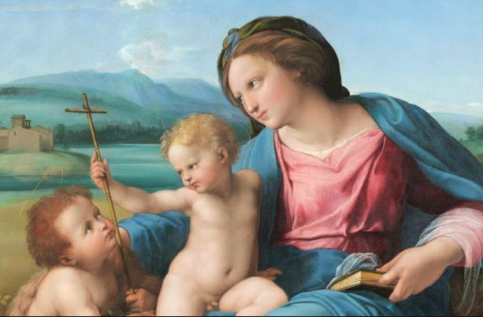 <em>Exhibition on Screen: Raphael Revealed</em>