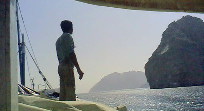 CAMP <em>From Gulf to Gulf to Gulf</em> 2016, film still. Image courtesy of the artists