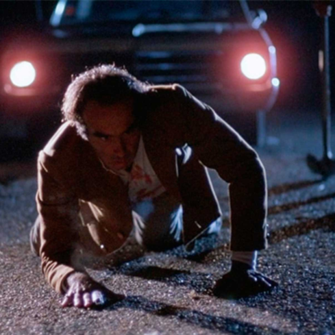 Film still from <em>Blood Simple</em>. Image courtesy of Roadshow Distribution