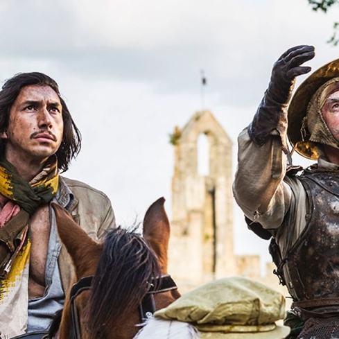Film still from The Man Who Killed Don Quixote. Image courtesy of Umbrella Entertainment.