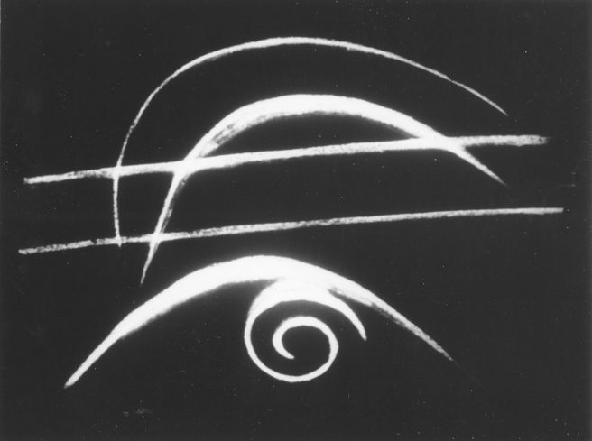Oskar Fischinger <em>Study no.7</em> 1931. (c) Center for Visual Music
