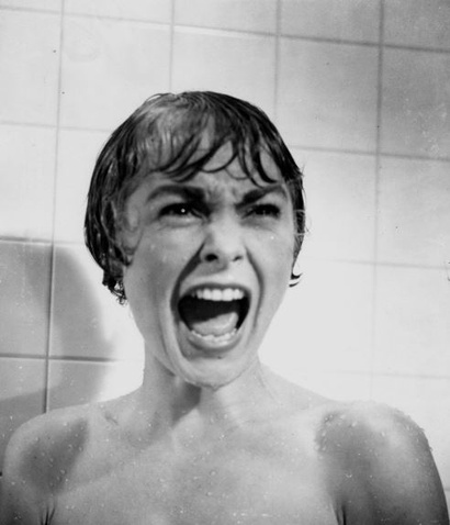 Film still from Psycho. Image courtesy of Roadshow Distribution.