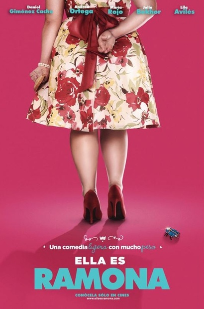 Film poster from <em>She is Ramona</em>