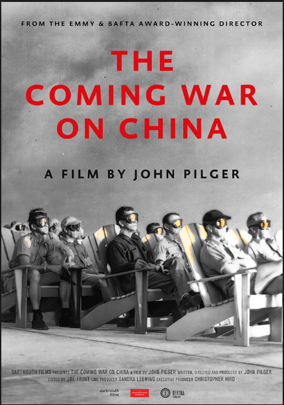 Poster for <em>The Coming War on China</em>