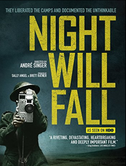 Poster for <em>Holocaust: Night Will Fall </em>