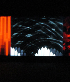 From New York to New Plymouth – Oskar Fischinger's masterwork Raumlichtkunst