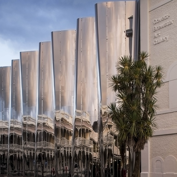 Aotearoa New Zealand re-opens the doors to its contemporary art museum, the Govett-Brewster Art Gallery and new Len Lye Centre on Saturday 25 July, 2015