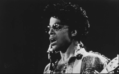 Film still from <em>Prince Sign 'O' the Times</em>. Image courtesy of Nexo Digital Distribution.