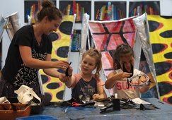 July School Holidays at the Gallery