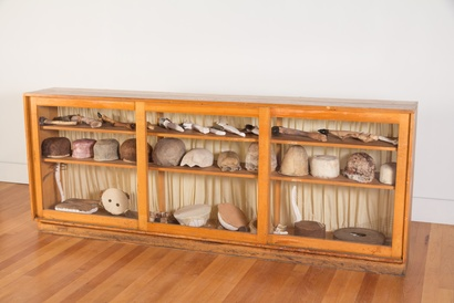 Christine Hellyar <em>Dagger Cupboard  </em>1981. Govett-Brewster Art Gallery Collection. Photo Bryan James.