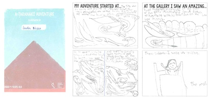 Lauren Knight's comic adventure