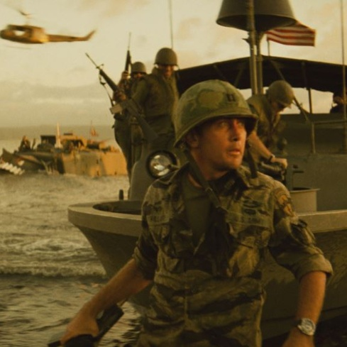 Film still from <em>Apocalypse Now: Final Cut</em>