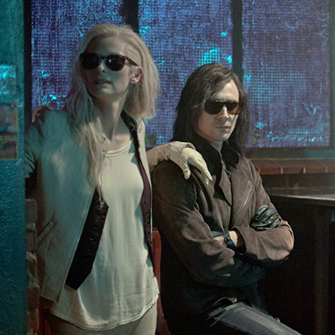 Film still from <em>Only Lovers Left Alive</em>. Image courtesy of Madman Films.