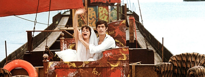 Film still from <em>The Legend of Paul and Paula</em>. Image courtesy of Goethe-Institut New Zealand