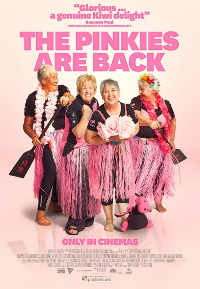 <em>The Pinkies Are Back</em>