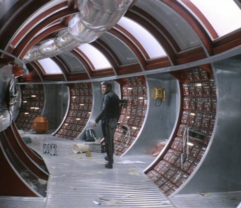 Film still from <em>Solaris</em>. Image courtesy of Janus Films.