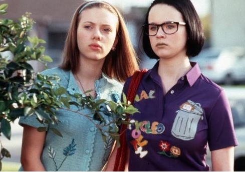 Film still for <em>Ghost World</em> Image Courtesy of Roadshow Distribution