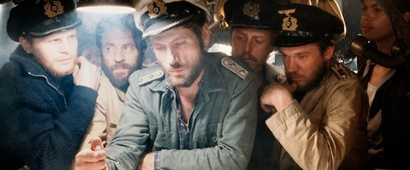Film still from Das Boot. Image courtesy of Roadshow Distribution.