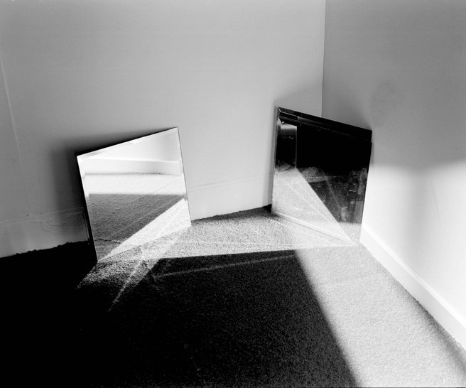 Andrew Beck <em>Mirror Experiment</em> 2011