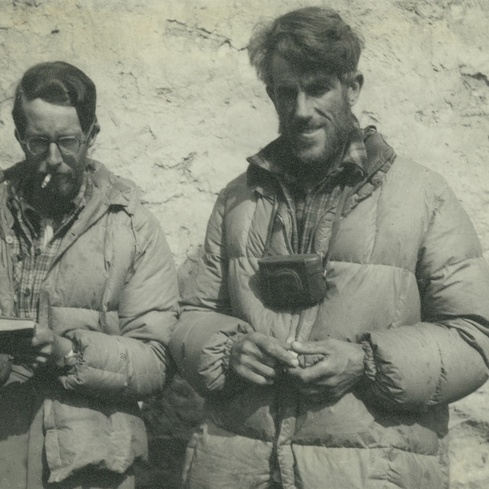 Film still from <em>Before Everest</em>