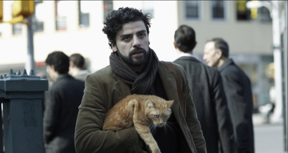 Film still from <em>Inside Llewyn Davis</em>. Image courtesy of Roadshow Distribution