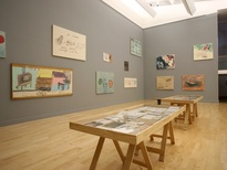 <em>Tom Kreisler</em> 2007. Govett-Brewster Art Gallery (installation view)