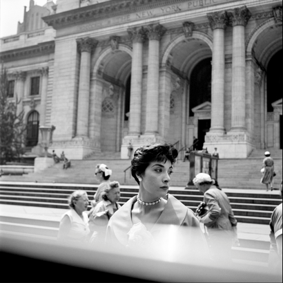 Film still from <em>Finding Vivian Maier</em>. Image courtesy of West End Films