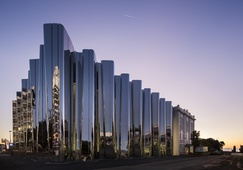 Len Lye Centre a Finalist for International Architecture Award