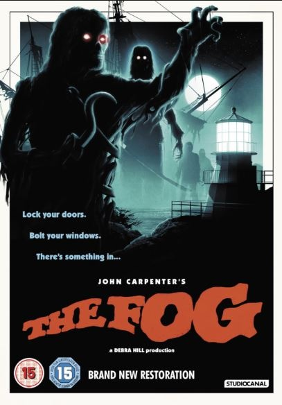 Film poster from The Fog. Image courtesy of Roadshow Distribution.