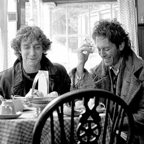 Film still from Withnail and I. Image courtesy of  Handmade Films.