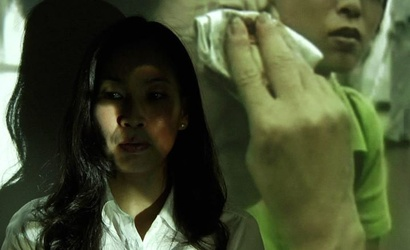 <em>The Woman, The Orphan, and The Tiger</em> film still