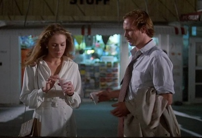 Film still from Body Heat. Image courtesy of Roadshow Distribution.