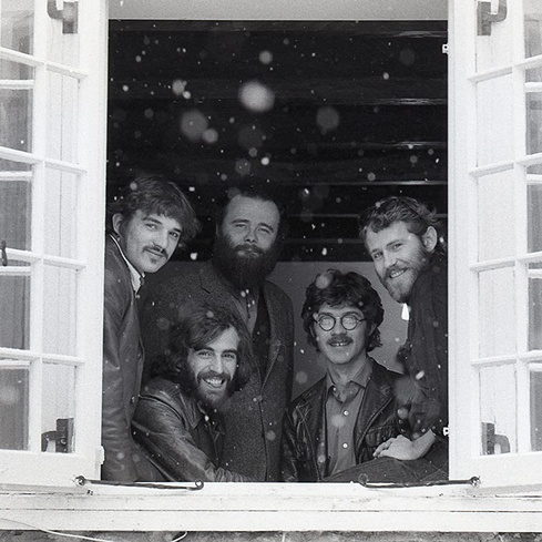 Film still from <em>Once Were Brothers: Robbie Robertson and The Band</em>