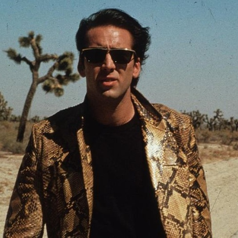 Film still from <em>Wild at Heart</em>. Image courtesy of Roadshow Distribution