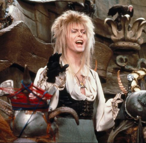 Film still from <em>Labyrinth</em>. Image courtesy of Roadshow Distribution